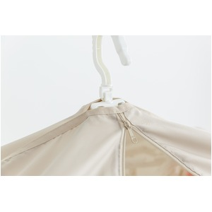 洗える衣類乾燥袋 ベージュ