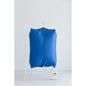 洗える衣類乾燥袋 ネイビー