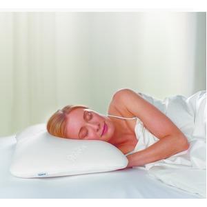 TEMPUR 低反発枕 やわらかめ 高め(Mサイズ) 『テンピュール シンフォニーピロー』 DJホワイト 正規品 3年保証付き