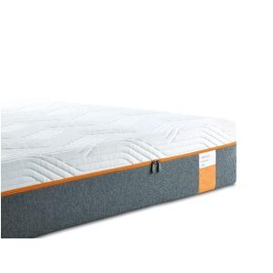 TEMPUR かため 低反発マットレス  クイーン『コントゥアエリート25 ~テンピュール2層の高耐久性ベースでサポート力のある寝心地に~』 正規品 10年保証付き