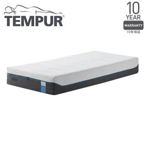 TEMPURやわらかめ低反発マットレスシングル『クラウドエリート25〜厚みのあるテンピュールESで包み込まれる感触〜』正規品10年保証付き