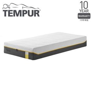TEMPUR低反発マットレスクイーン『センセーションエリート25〜厚みのあるテンピュール高耐久性ベースで寝心地アップ〜』正規品10年保証付き