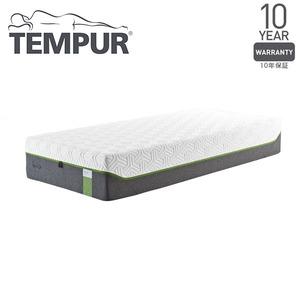 TEMPUR低反発マットレスダブル『ハイブリッドリュクス30〜テンピュール2層マイクロコイルで弾力性のある寝心地〜』正規品10年保証付き