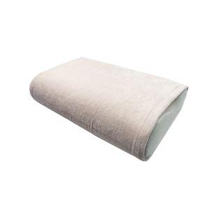 【同色2枚セット】 エアーかおる 消臭枕カバー(43×63cmまでの枕に対応) パステルピンク