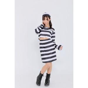 【コスプレ】 プリズナーガール セクシー