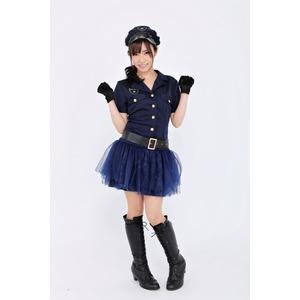 コスプレ衣装/パーティーグッズ 【ポリス】 仮装 イベントグッズ 舞台小物