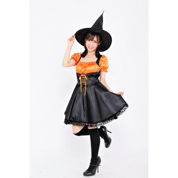 【コスプレ】 オレンジウィッチf00