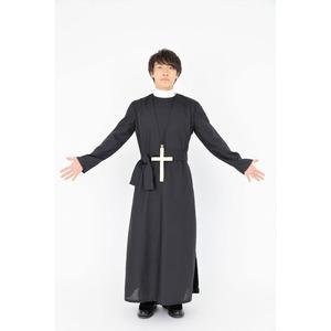 【コスプレ】 神父 h01
