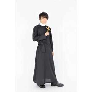 【コスプレ】 神父 h02