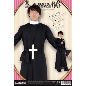 【コスプレ】 神父 h03