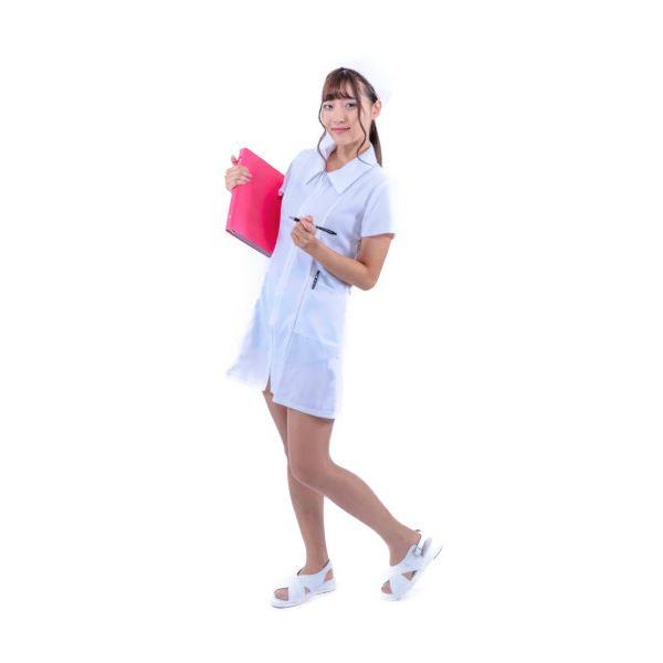 【コスプレ】 ナースf00