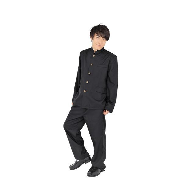 【コスプレ】 学ラン メンズf00