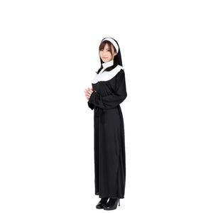 【コスプレ】修道女 h02
