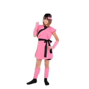 コスプレ衣装/パーティーグッズ 【くのいち】 仮装 イベントグッズ 舞台小物の写真1