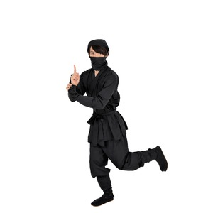 コスプレ衣装/パーティーグッズ 【忍者】 仮装 イベントグッズ 舞台小物