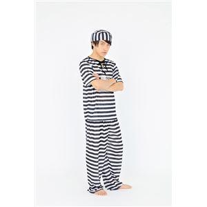 【コスプレ】 囚人服