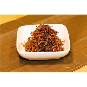 木の屋石巻水産缶詰 小女子の佃煮(一味唐辛子) 6缶セット