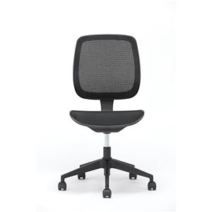 座面昇降式オフィスチェア/デスクチェア 【メッ...の関連商品6