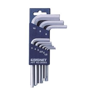 SIGNET(シグネット)350099PC六角レンチセット
