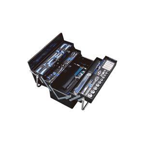 SIGNET(シグネット) 54006 メカニックツールセット両開き トレイ付 9.5SQ