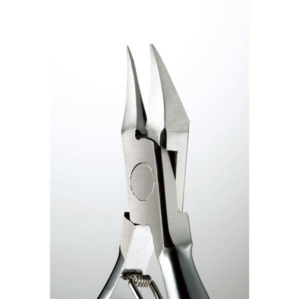 グリーンベル G-1025 匠の技ニッパーつめきり(鋭利刃)