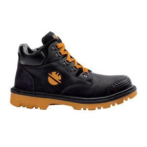 DIKE(ディーケ) 21021-300-26.5cm 作業靴ディガーエスプレッソブラック