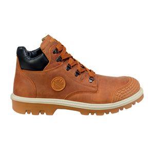 DIKE(ディーケ) 21021-403-25.5cm 作業靴ディガーカプチーノブラウン