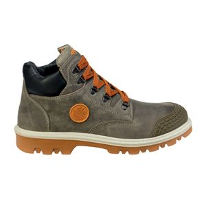 DIKE(ディーケ) 21021-414-25.5cm 作業靴ディガーアルピニアングレイ