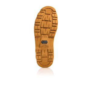 DIKE(ディーケ) 21021-414-26.0cm 作業靴ディガーアルピニアングレイ