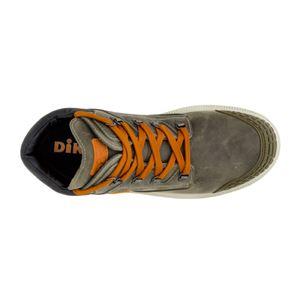 DIKE(ディーケ) 21021-414-27.5cm 作業靴ディガーアルピニアングレイ