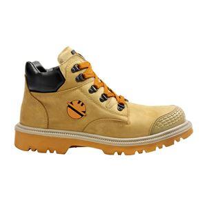DIKE(ディーケ) 21021-709-28.0cm 作業靴ディガーパドヴァベージュ