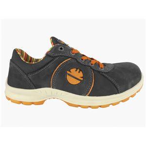 DIKE(ディーケ) 23711-300-25.5cm 作業靴アジリティエスプレッソブラック