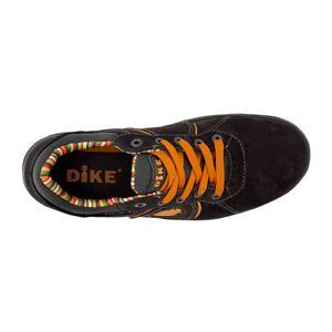 DIKE(ディーケ) 23711-300-26.5cm 作業靴アジリティエスプレッソブラック