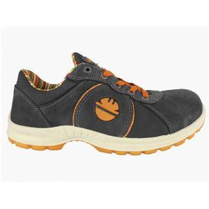 DIKE(ディーケ) 23711-300-27.5cm 作業靴アジリティエスプレッソブラック