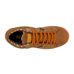 DIKE(ディーケ) 27021-191-25.5cm 作業靴サミットカプチーノブラウン