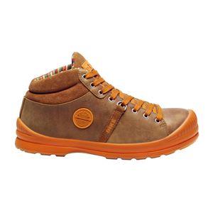 DIKE(ディーケ) 27021-191-27.5cm 作業靴サミットカプチーノブラウン