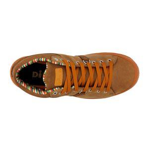 DIKE(ディーケ) 27021-191-28.0cm 作業靴サミットカプチーノブラウン