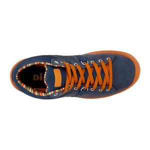 DIKE(ディーケ) 27021-193-25.5cm 作業靴サミットアドリアンネイビー