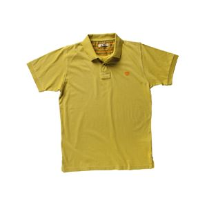 DIKE(ディーケ) 92121/700-S ポロシャツ ポイズ マスタード S
