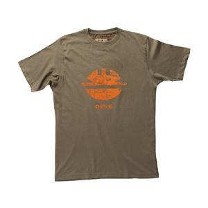 DIKE(ディーケ)92131/200-XSTシャツタイディダークブラウンXS