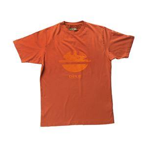 DIKE(ディーケ) 92131/600-XS Tシャツ タイディ レッド XS