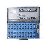 SIGNET(シグネット) 22014 41PCS クイックリリースビットセット