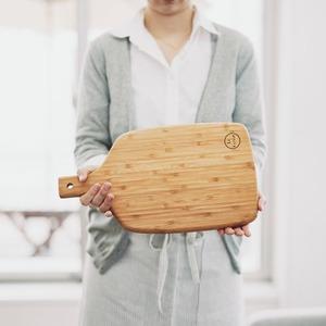 竹製カッティングボード/まな板 【幅38cm】...の紹介画像5