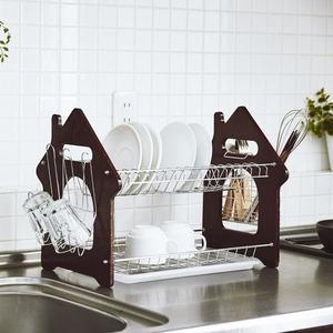 La Cuisine(ラ・クイジーヌ) ディッシュラック Home's(ホームズ) ブラウン