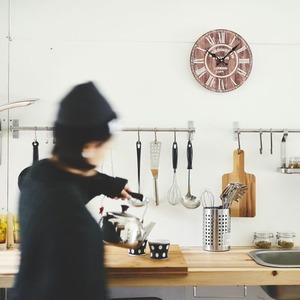 モチーフクロック/壁掛け時計 【Mサイズ/ナウエ...の商品画像