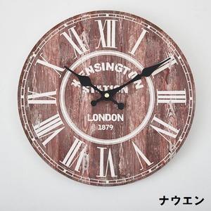 モチーフクロック/壁掛け時計 【Mサイズ/ナウ...の紹介画像2