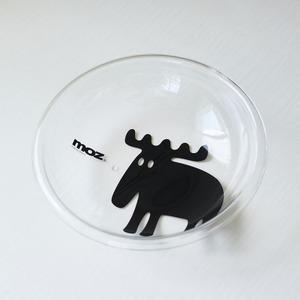 un bain × moz アクリル製洗面器 クリア