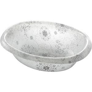 【24セット】リス フィルロ シュシュ ウォッシュボールR オフホワイト かわいい洗面器・湯桶(手おけ)