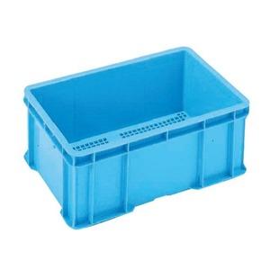 【5個セット】 RBコンテナー/コンテナボックス 【28L ブルー】 RB-M29 岐阜プラスチック工業