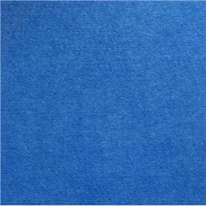 スタンダード吸音パネル/防音フェルトボード 【30×30cm 同色2枚組/ブルー】 簡単取り付け